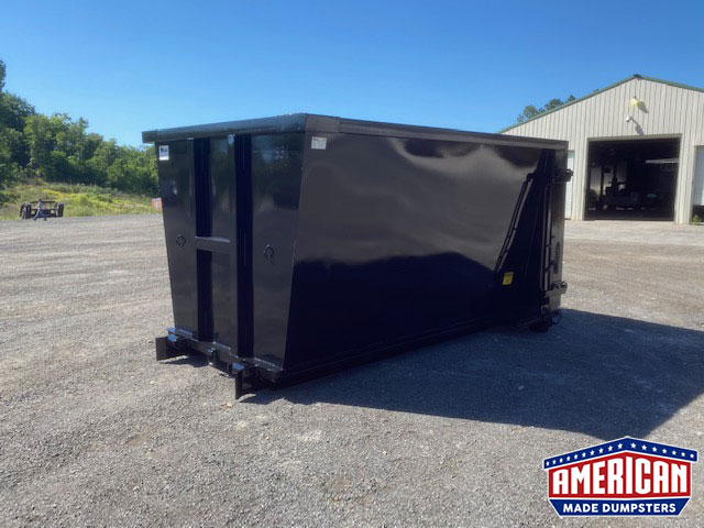 Texas Pride Style Dumpsters - American Made Dumpsters