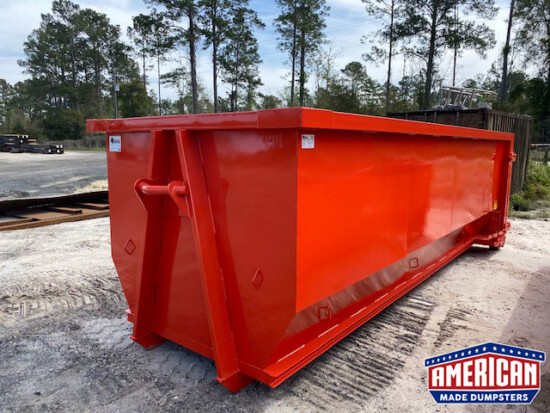 54 Inch Hook Dumpsters - American Made Dumpsters - American Made Dumpsters