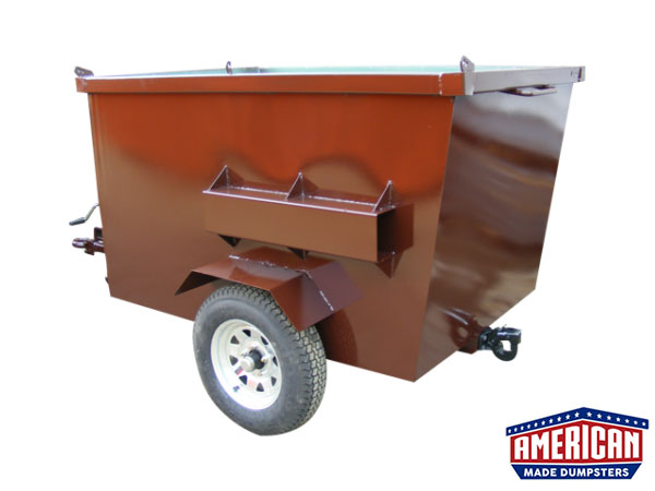 Specialty Dumpsters - American Made Dumpsters
