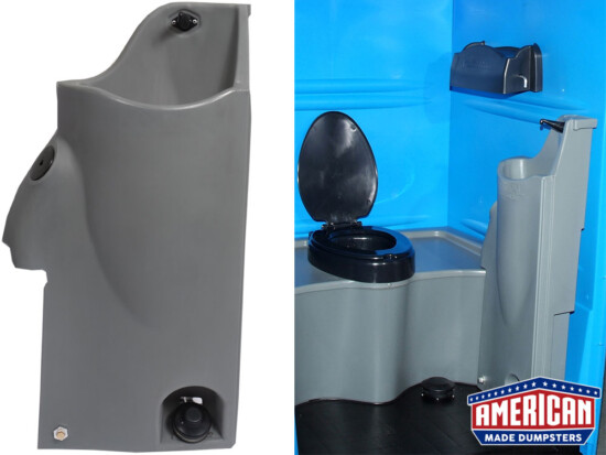 Sink for Portable Toilets